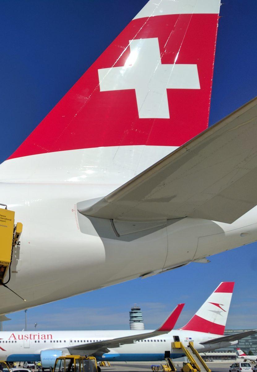Lufthansa Gerettet
